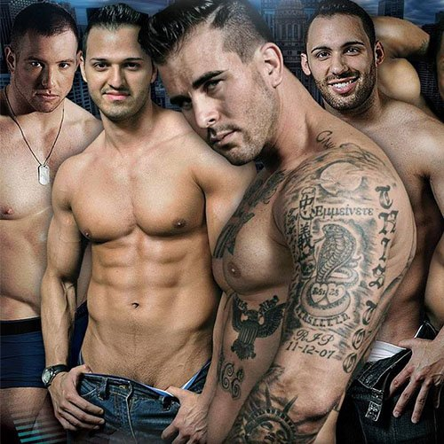 Male Strippers Nashville